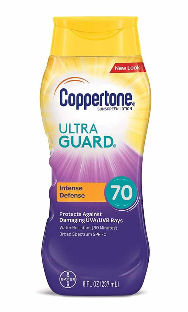 Coppertone Ultra Guard