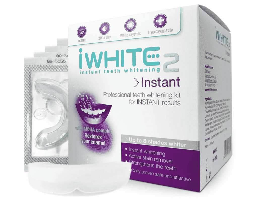 iwhite kit de blanqueamiento dental